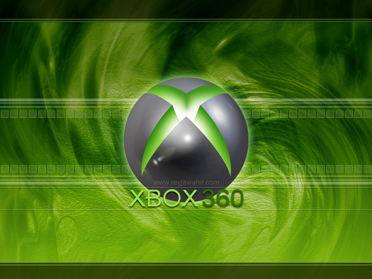 Xbox 360 Wallpaper by reyjdesigns