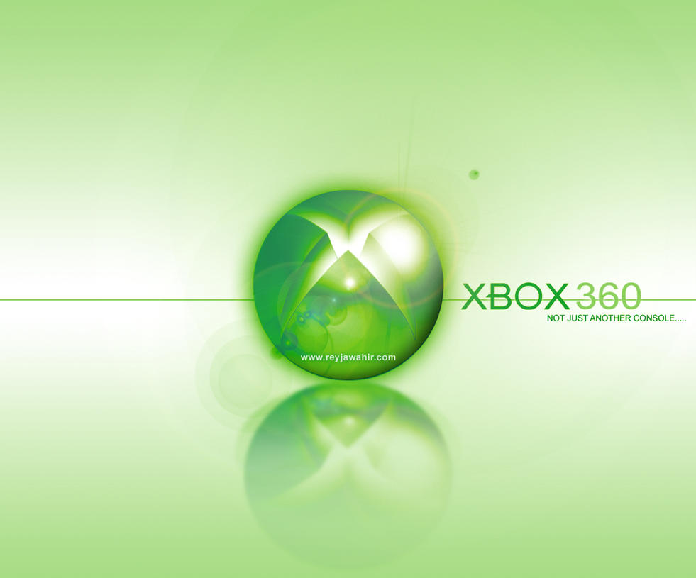 another xbox 360 wallpaperreyjdesigns on deviantart