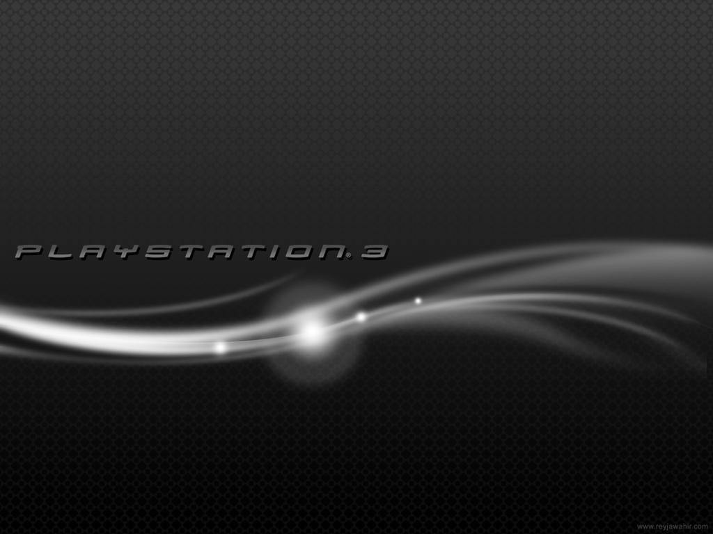 Dark Gray PS3 Wallpaper by reyjdesigns
