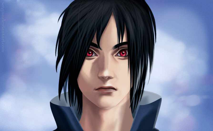 Uchiha by Wogue