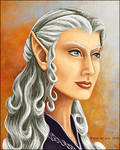 Lovely Paladin by tlaine