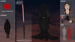 UNS | Master of the Knights of Ren | Shal Ren