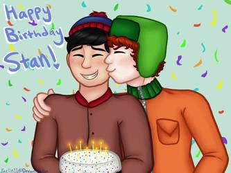 Happy Birthday Stan by raelin11