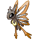 Fakemon Monarfly by DannyMyBrother