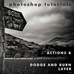 PS Tutorial-Burn Layer Action by Phil-Norton
