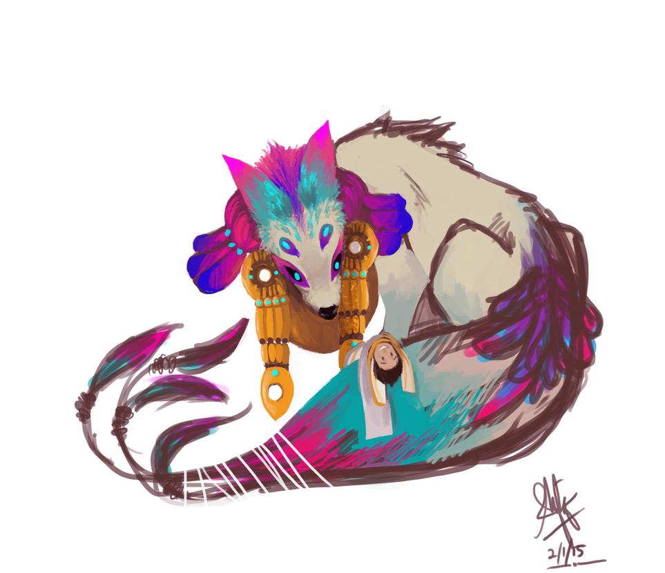 Pet by shafiqsaya