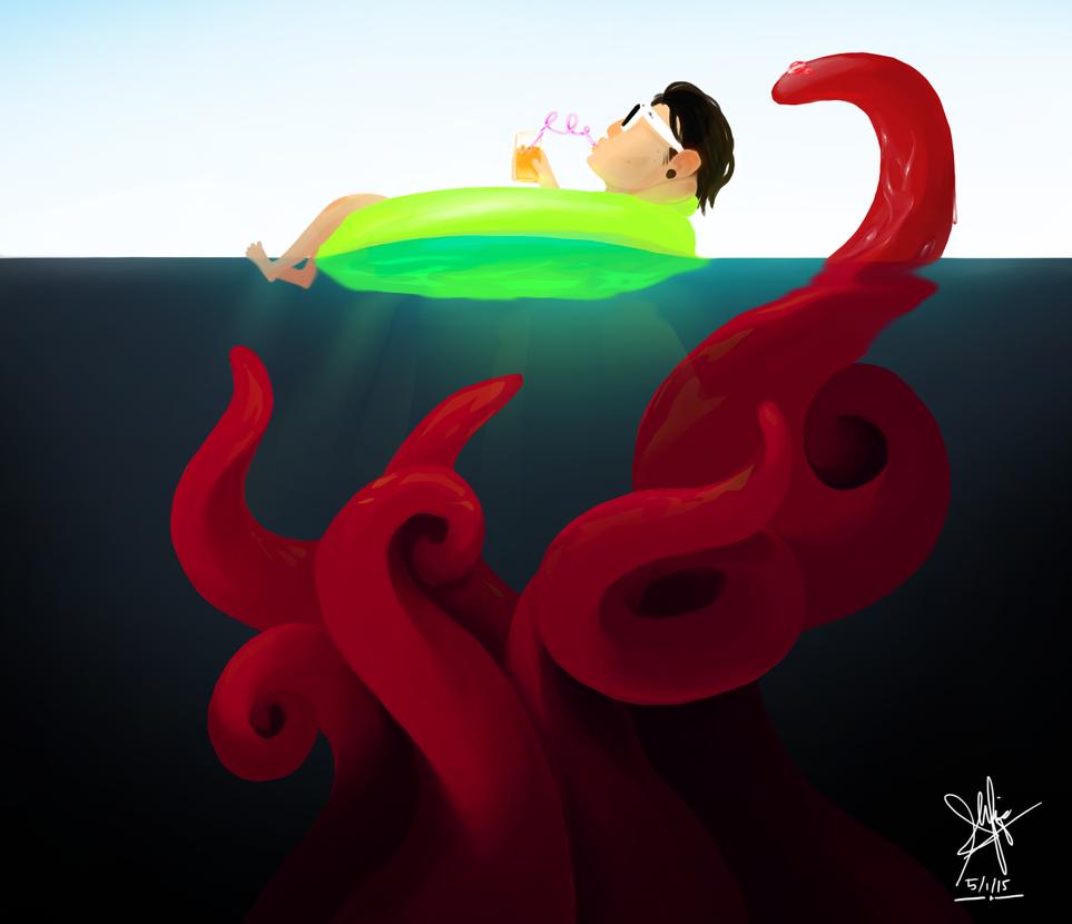 Sea Creature by shafiqsaya