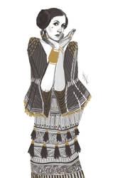 Princess Leia by shafiqsaya