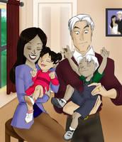 Family Lensherr by Shuggie