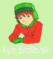 Kyle Broflovski by Shuggie