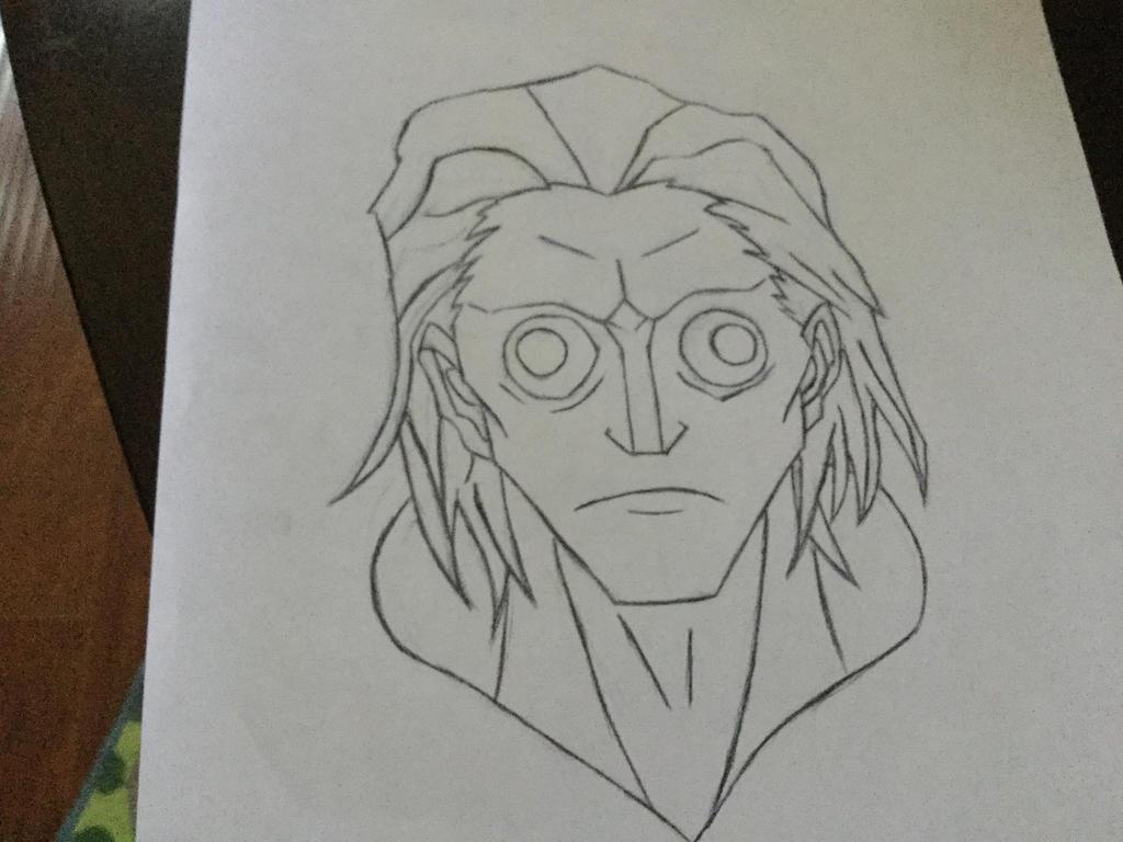 Look it's Caster(Gilles de Rais)! by curiouscow273
