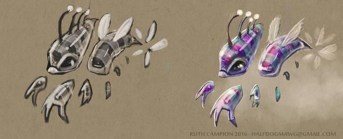 Hive Creature Concept