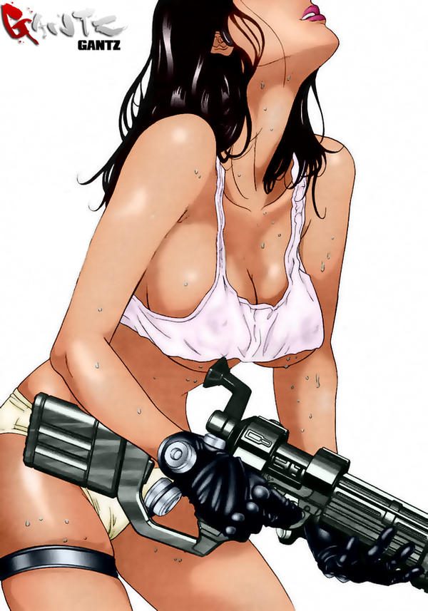 Gantz Girl Cover 81 by BrkHeaven