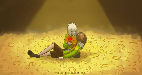 Goodbye Chara ... by Luliq