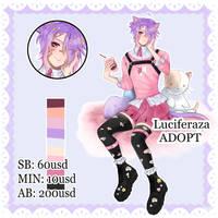 Pinkish Catboy [OPEN] auction