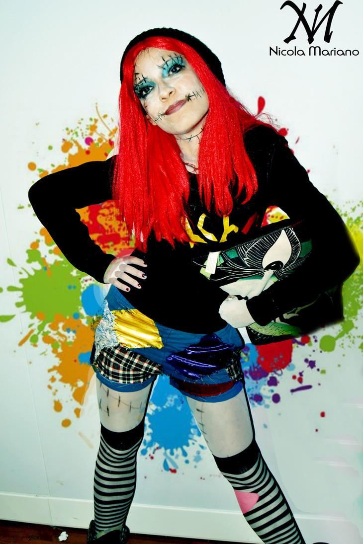 Sally Hipster version (4) by Moony-Cosplay