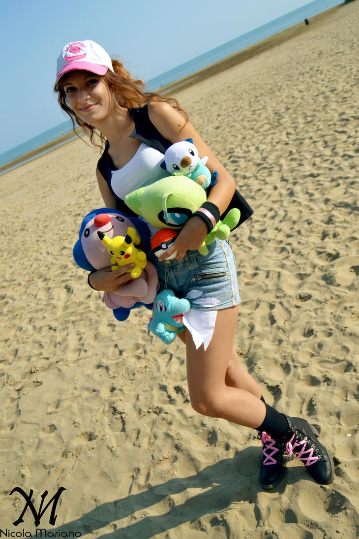gotta catch them all! (2) by Moony-Cosplay