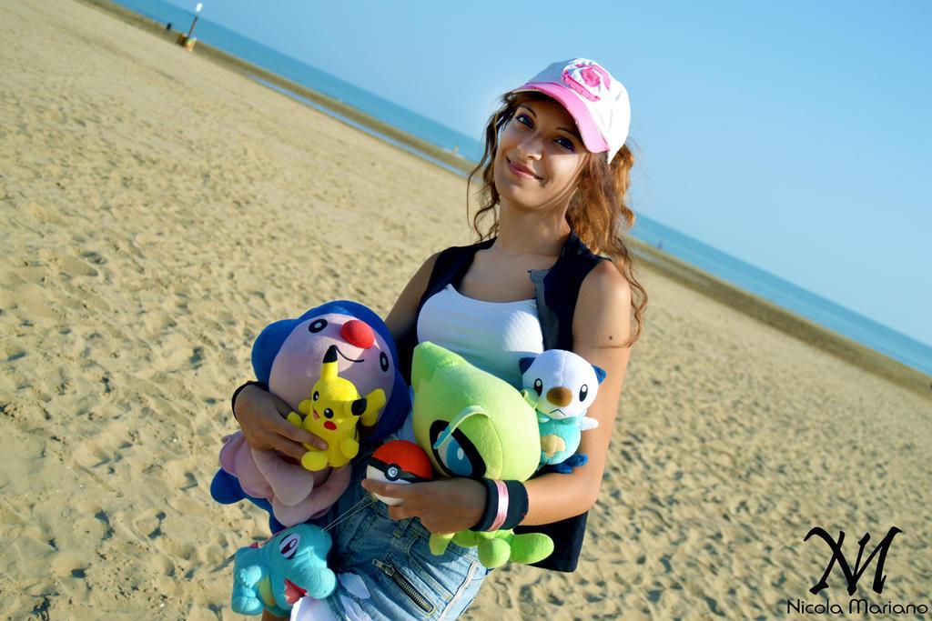 gotta catch them all! (3) by Moony-Cosplay
