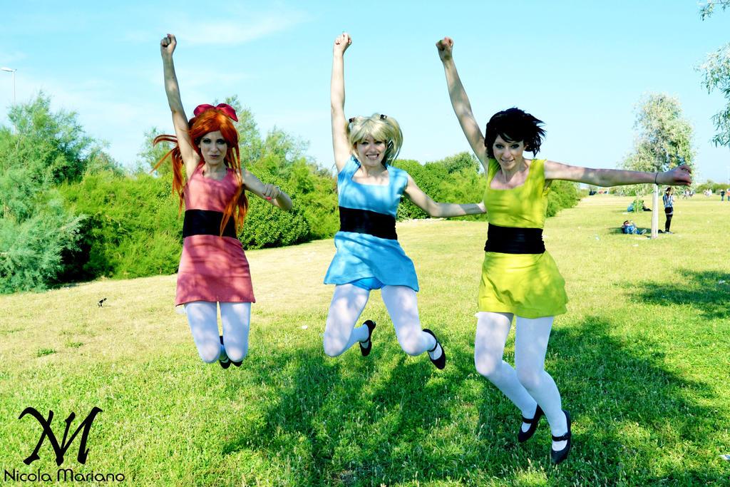 Powerpuff girl ! (10) by Moony-Cosplay