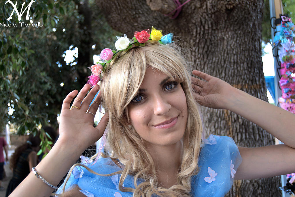 Flower by Moony-Cosplay