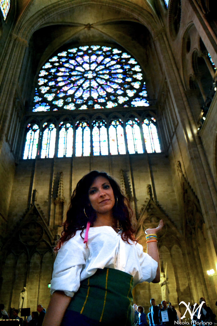 Notre Dame by Moony-Cosplay