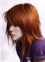 Hayley Williams by Tvonn9