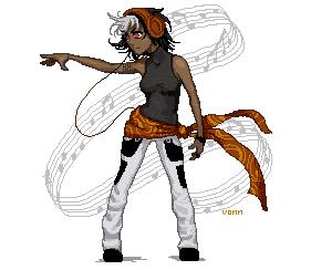 Commission: Maya by Tvonn9