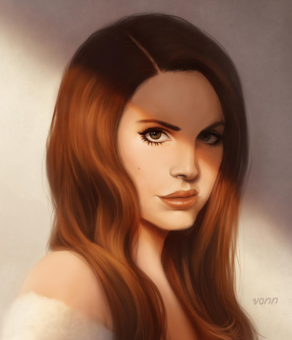 Lana Cast Shadow Practice by Tvonn9