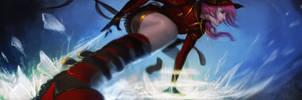Lightning Contest - Red Ranger by Tvonn9