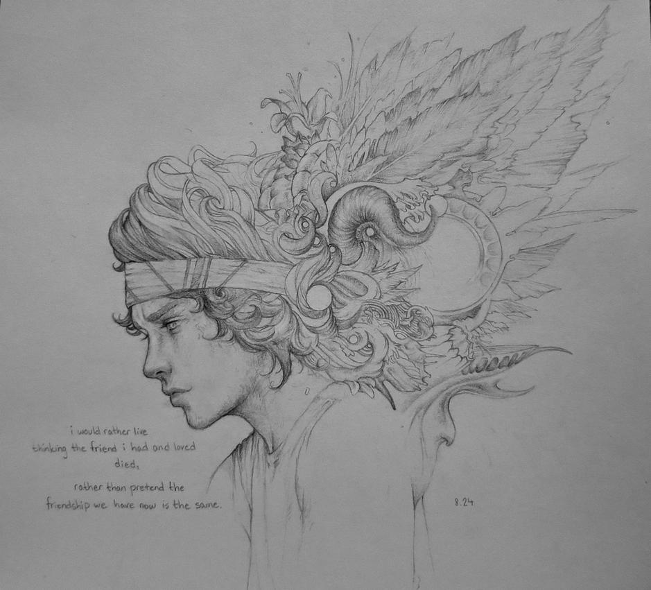 Vonn Sketch 8.24.2014 by Tvonn9
