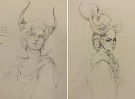 Vonn Sketches 5.23.15
