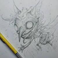 Vonn Sketch 9.2.15 by Tvonn9