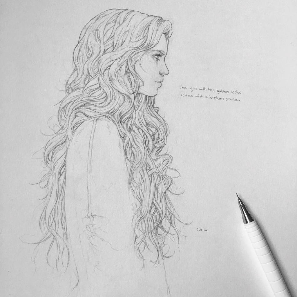 Vonn Sketch 2.6.16 by Tvonn9