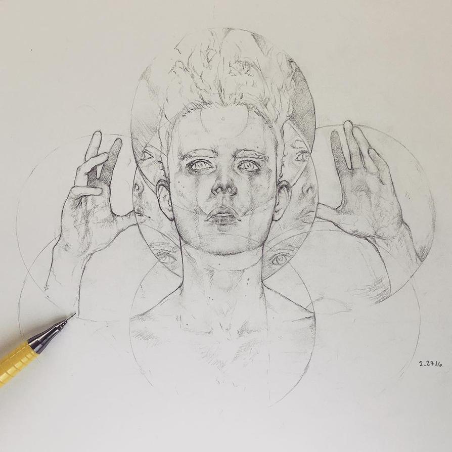 Vonn Sketch 2 26 16 By Tvonn9 On Deviantart