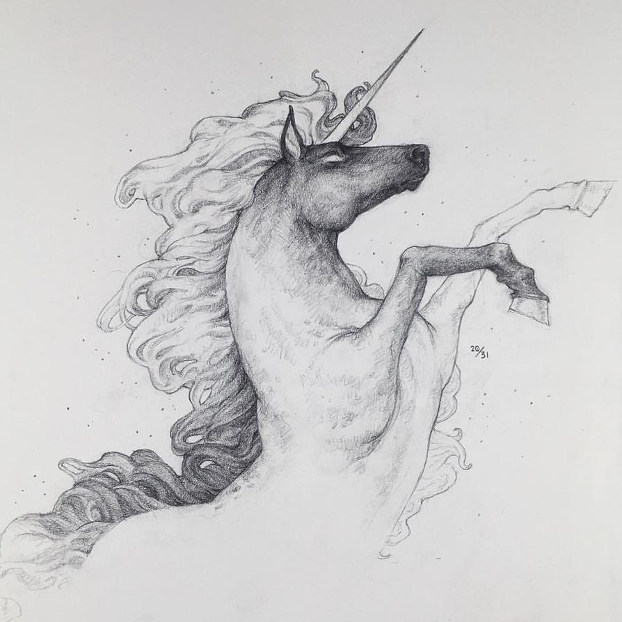 Drawlloween 20/31 - Horses and Headless Men by Tvonn9