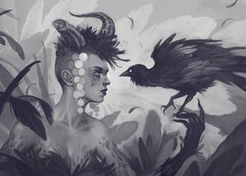 The Sorceress Experiment by Tvonn9