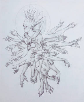 Vonn Sketch - XXK