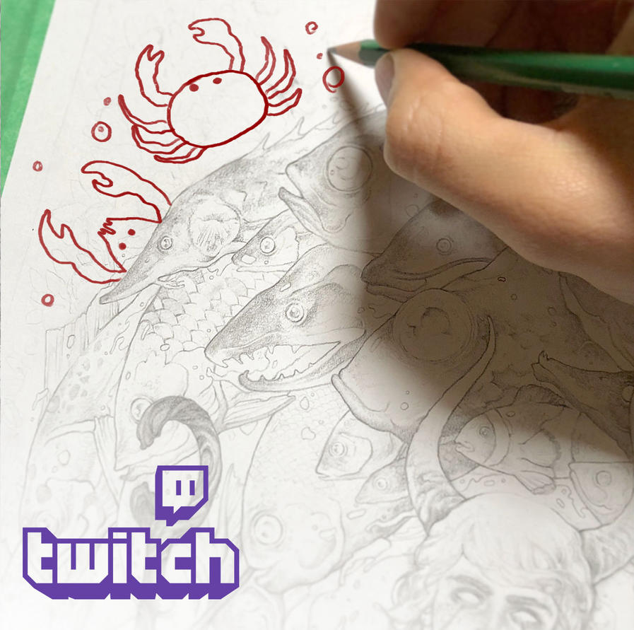 TwitchPRomos Lobster by Tvonn9