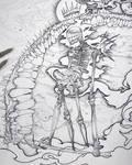Drawtober - Grin Reaper