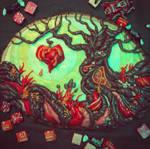 Drawtober - Poisoned Hollow