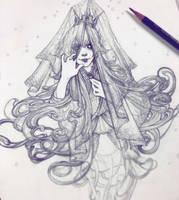 Boosette Sketch by Tvonn9