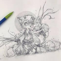 The Garlic Harvester by Tvonn9