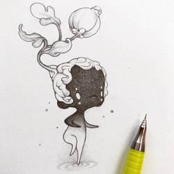 The Curious Dirt Kid by Tvonn9