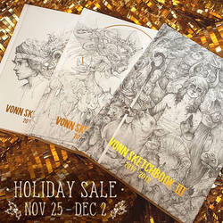 Holiday Shop Update and Sale!