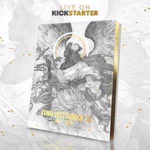 Artbook now on Kickstarter!