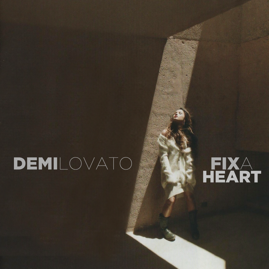 Demi Lovato Fix Heart Talkthattalkart