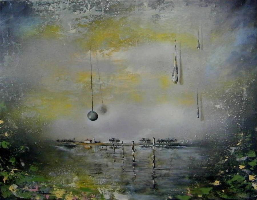 gray landscape by danielramosruiz