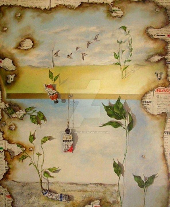 one creation story by danielramosruiz