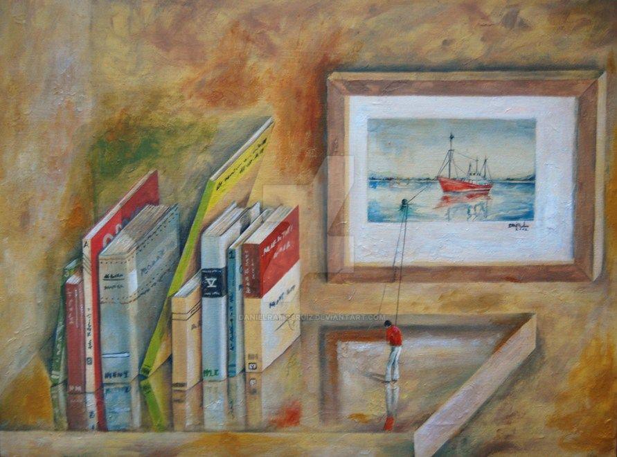 El saber y la mar by danielramosruiz