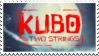 Kubo and the Two Strings Stamp by LaDeary